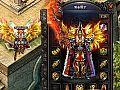 法师的火墙快速修炼道士地狱火